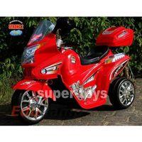 Import super-toys Duży motor, motorek ylq z mp 3+pilot strong/ ylq-3288