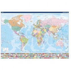 Mapa polityczna - świat, marki B2b partner