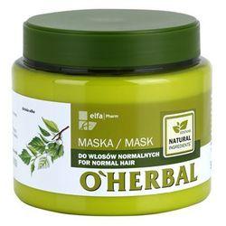 O'Herbal Betula Alba maseczka do włosów normalnych - produkt z kategorii- Odżywianie włosów