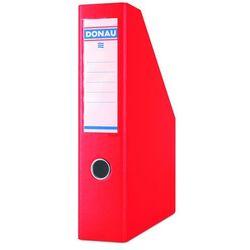 Pojemnik na dokumenty DONAU, PP, A4/75mm, czerwony