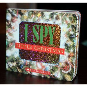 I spy little Christmas (0439083311)