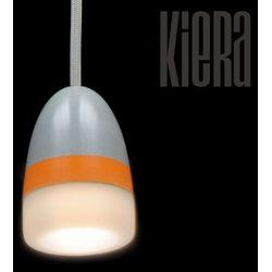 Lampa MinimaLed 0.3 2xKolor - Szary.pomarańcz / Otak3 ()