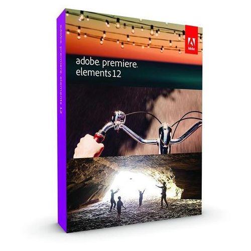 Adobe Premiere Elements 12 ENG Win - dla instytucji EDU - produkt z kategorii- Programy graficzne i CAD