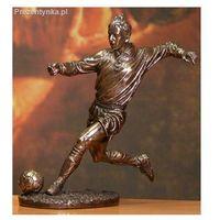 Figurka piłkarz w biegu wyprodukowany przez Veronese