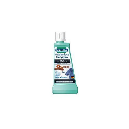 Dr. BECKMANN - Odplamiacz Precyzyjny - Rdza i dezodorant, pot (Stain Devils ®) 50 ml, Dr. Beckmann z SuKSuK.p