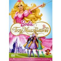 Film TIM FILM STUDIO Barbie i trzy muszkieterki Barbie and the Three Musketeers