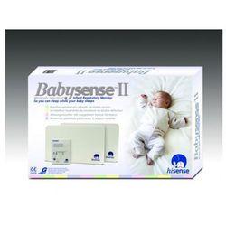 BABYSENSE II Monitor oddechu z 2 płytkami sensorycznymi (7290004018306)