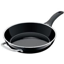 Silit professional black 28cm - patelnia z dod. uchwytem silargan, czarna (4004633233152)