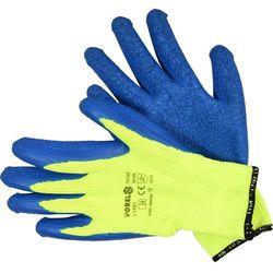 Vorel Rękawice robocze 74149 niebieski (rozmiar 10)