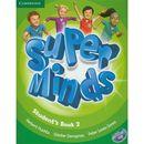 Super Minds 2 Student's Book +Cd (128 str.)