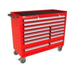 Wózek warsztatowy TRUCK z 13 szufladami PT-272-72 (5904054410189)