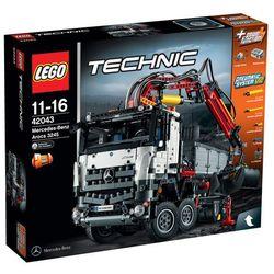 Zabawka Lego Technic Mercedes-Benz Arocs 3245 42043 z kategorii [klocki dla dzieci]