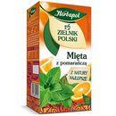 Zielnik polski herbata mięta z pomarań.(h.l.) fix - 20 sasz.a 1,5g marki Herbapol-lublin s.a.