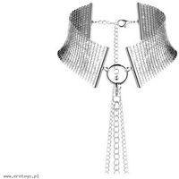 Bijoux indiscrets (sp) Bijoux indiscrets - désir métallique collar (srebrna) (8436562011000)