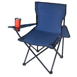 Malatec Krzesło wędkarskie niebieskie ze sklepu Mall.pl