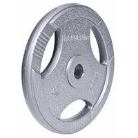 Insportline Obciążenie stalowe  hamerton 25 kg - 25 kg
