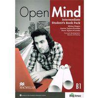 Open Mind Intermediate Książka ucznia (standard) (9780230458307)