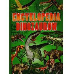 Encyklopedia dinozaurów + zakładka do książki GRATIS (ilość stron 184)