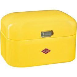 Wesco - pojemnik na pieczywo single grandy - żółty
