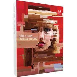 Adobe Flash Professional CS6 PL Win/Mac - dla instytucji EDU (oprogramowanie)