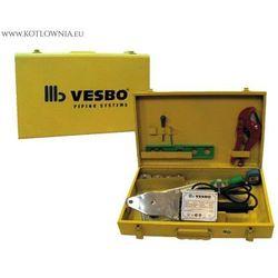 Zgrzewarka VESBO 1500W - zestaw