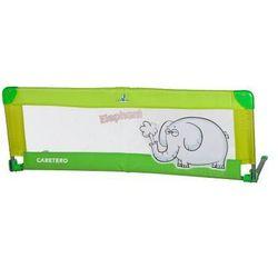 Caretero Barierka do łóżeczka dziecięcego Safari green, kup u jednego z partnerów