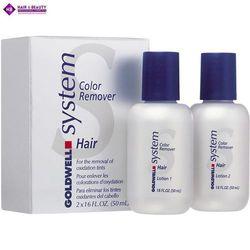 GOLDWELL System Color skin remover, korektor koloru 2x50ml - sprawdź w wybranym sklepie