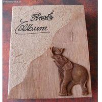 Duży Album foto na zdjęcia ze słoniem 3
