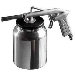 Neo Pistolet do piaskowania 12-560 ze zbiornikiem 1 litr + darmowy transport! (5907558417579)
