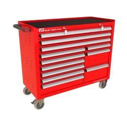 Wózek warsztatowy TRUCK z 12 szufladami PT-271-75