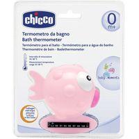 termometr do wanienki rybka różowy, marki Chicco