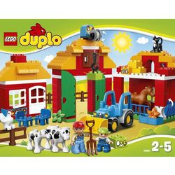 Duplo Duża farma 10525 marki Lego