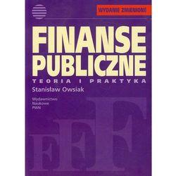 Finanse publiczne Teoria i praktyka (Owsiak Stanisław)