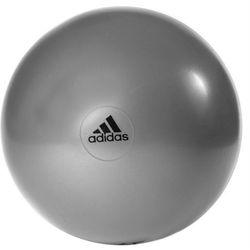 Piłka gimnastyczna 75 cm + pompka ADIDAS (szara), Adidas