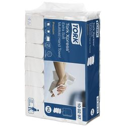 Tork Ręcznik w składce m premium xpress® multifold 2 warstwy 2100 szt. ekstra miękki biały celuloza