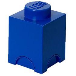 Room copenhagen Pojemnik lego 1 niebieski - lego pojemniki