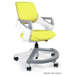 Fotel rookee - mustard - złap rabat: kod70 marki Unique