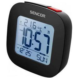 SENCOR Budzik z termometrem SDC 1200B (8590669218523)