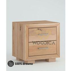 Woodica Szafka nocna dębowa cerasus 01