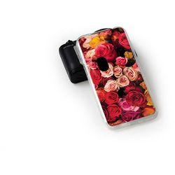 Foto Case - Asus Zenfone Zoom - etui na telefon Foto Case - czerwone róże - produkt z kategorii- Futerały i