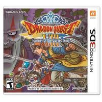 Nintendo 3DS Dragon Quest VIII: Journey of the Cursed King