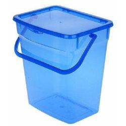 Pojemnik na proszek PLAST TEAM 10 l Niebieski