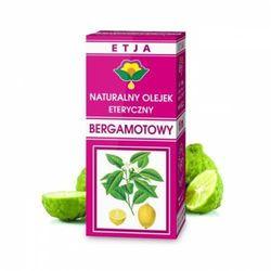 Olejek Bergamotowy 10 ml ETJA z kategorii Olejki eteryczne
