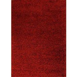 Dywan super shaggy czerwony chili 060x115 prostokąt marki Dywanstyl.pl