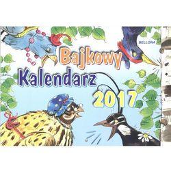 Kalendarz ścienny Bajkowy dla Dzieci 2017 - produkt z kategorii- Kalendarze