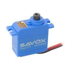 Serwo Savox SW-0250MG 25g (5kg/.0,11sec) wodoodporne micro z kategorii Pozostałe narzędzia i akcesoria model
