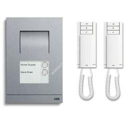 ABB Zestaw domofonowy dla 2 abonentów (83006/2-500) 83006/2-500 - Rabaty za ilości. Szybka wysyłka. Profesjonalna pomoc techniczna.