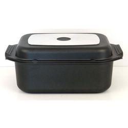 blacha do pieczenia elo z pokrywą do grillowania 4 l marki Webhiddenbrand