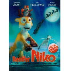 Film KINO ŚWIAT Renifer Niko ratuje Święta Niko- Lentajan poika z kategorii Filmy animowane