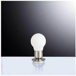 LUCE BIANCO 12001 TL1 IDEAL LUX LAMPA WŁOSKA BIURKOWA NOCNA